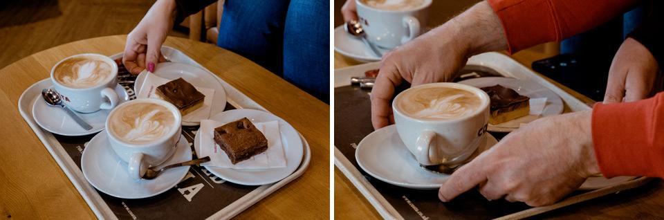 Malta, Marsaxlokk, kawiarnia