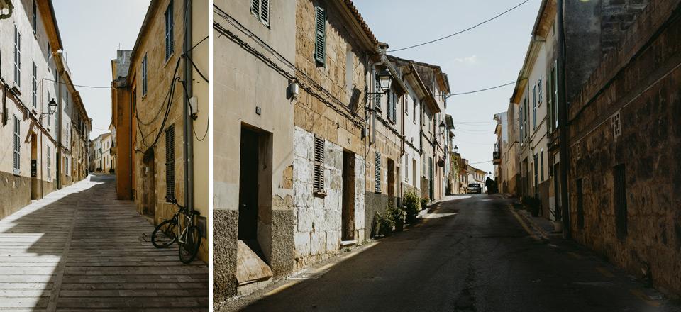 Mallorca, Alcudia, old town