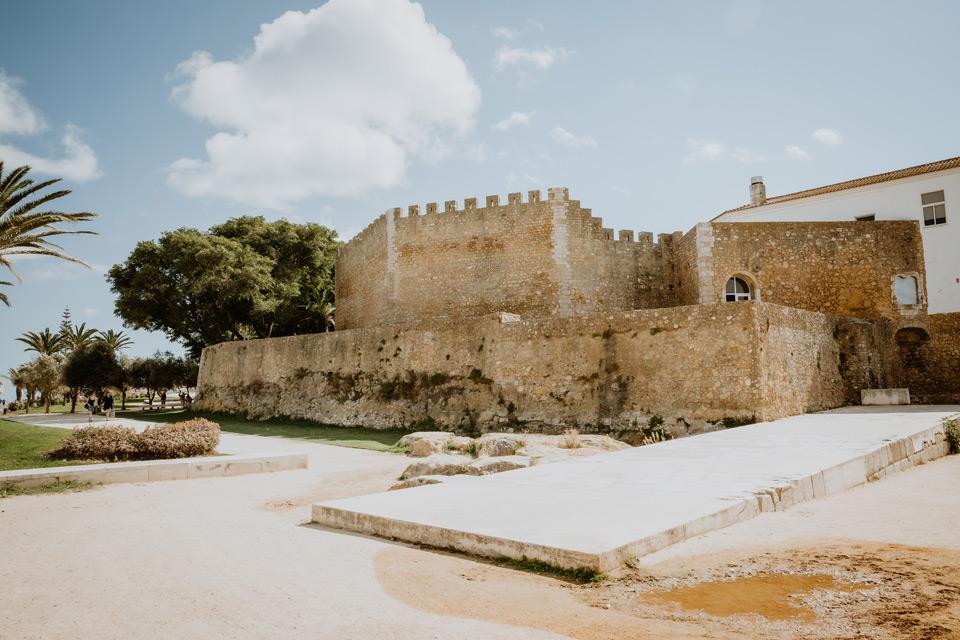 Lagos, Governor's Castle