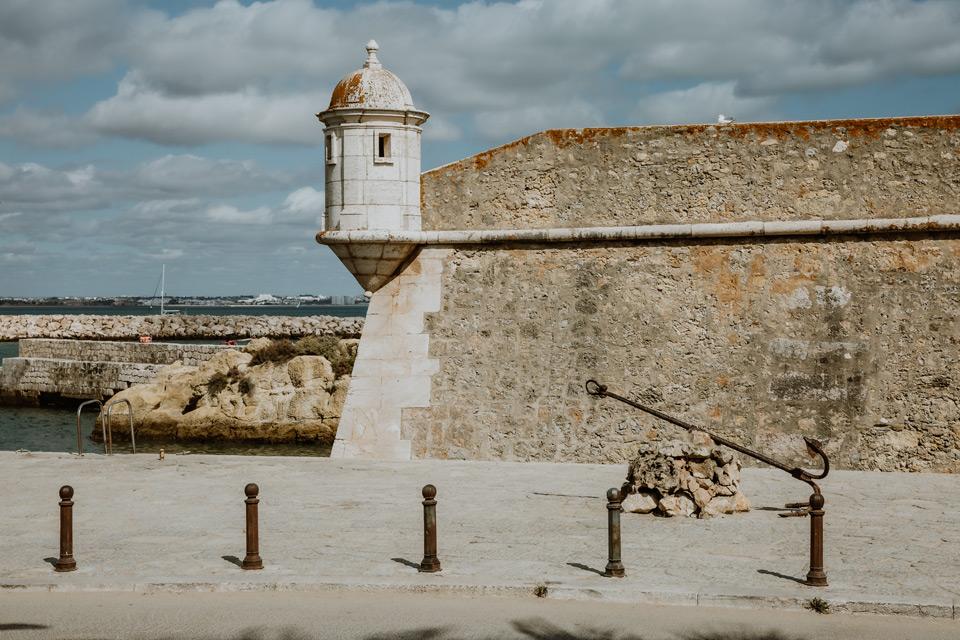 Lagos, Forte da Ponta da Bandeira