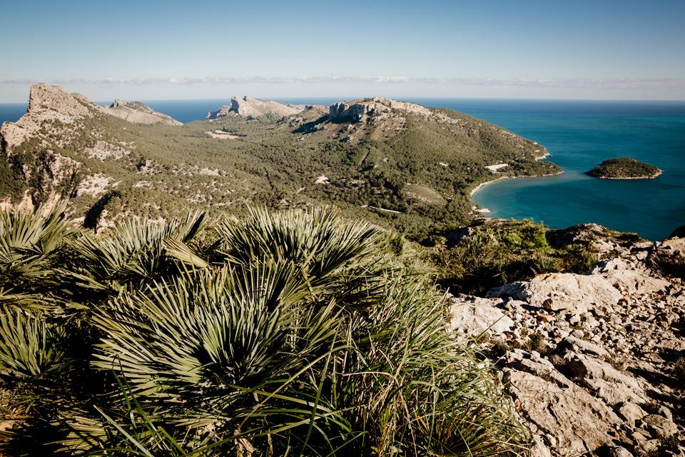 Mallorca, Cap de Formentor, Talaia d'Albercutx