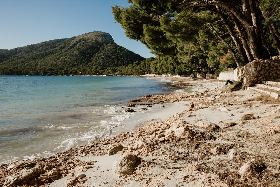 Mallorca, Playa de Formentor