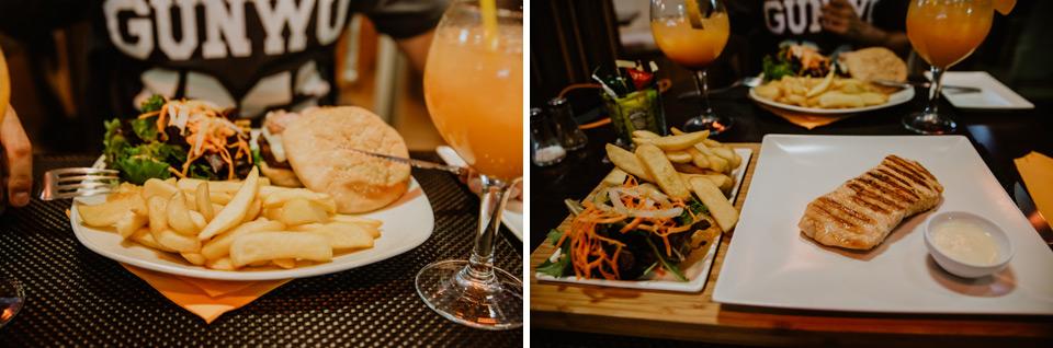 restauracja w Lagos