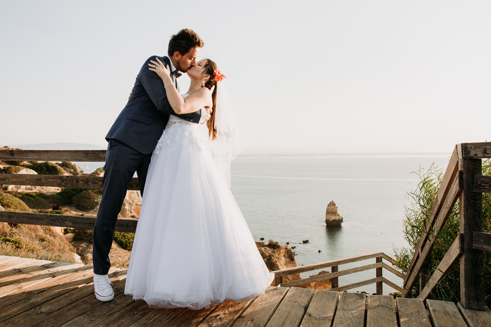 Wedding shooting in Portugal
