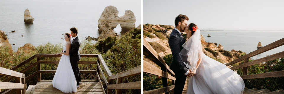 Wedding shoot in Portugal