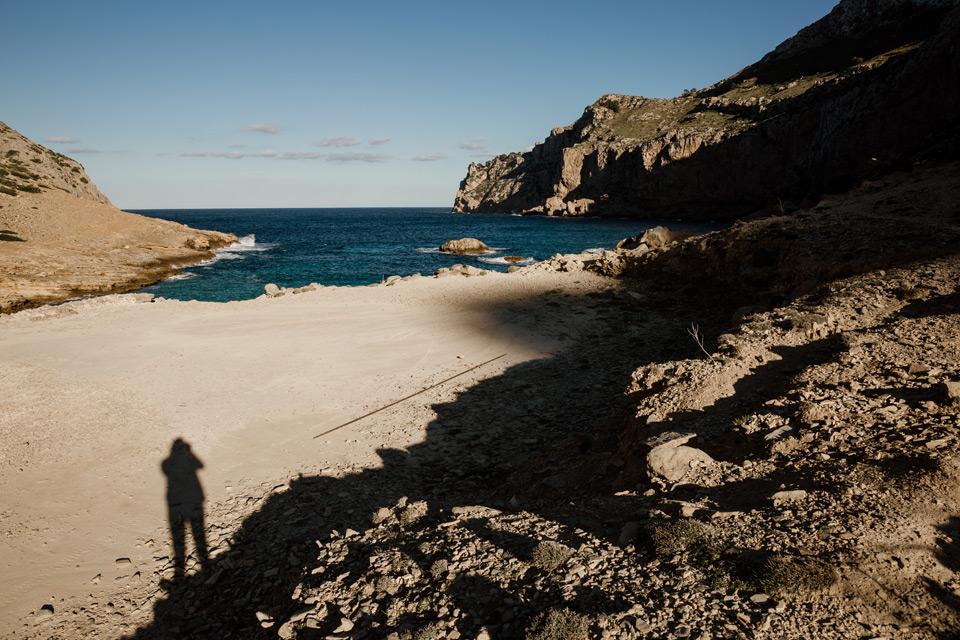Mallorca, Cap de Formentor, Cala Figuera