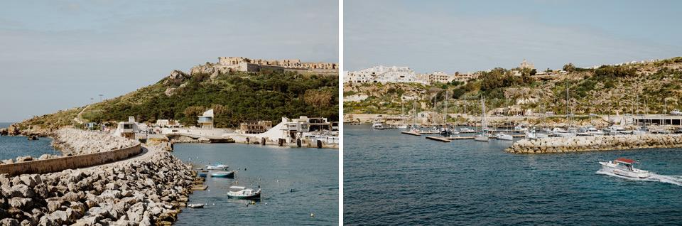 Malta, ferry to Gozo