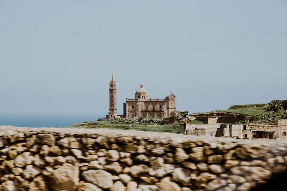 Gozo, Basilica Ta' Pinu