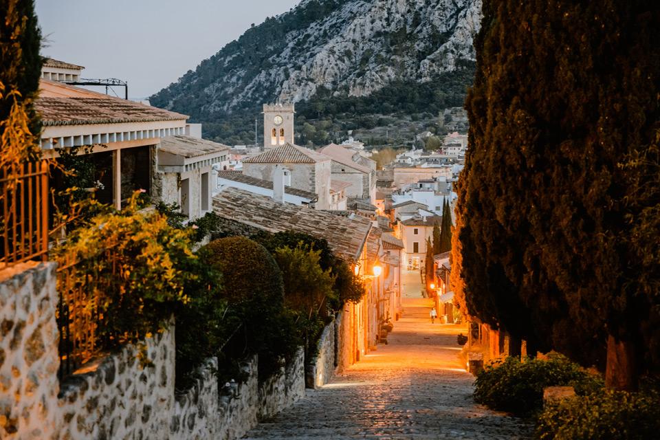 Mallorca, Pollensa