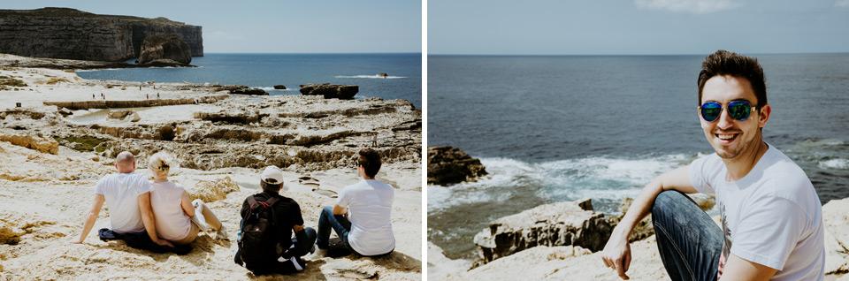 Gozo, Azure Window, San Lawrenz