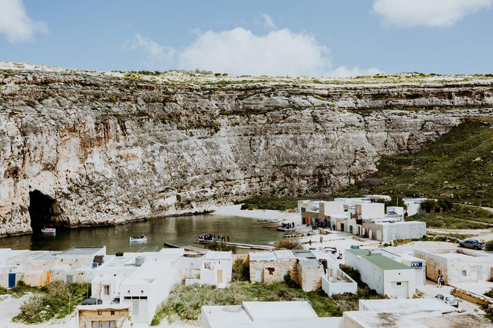 Gozo, Inland Sea Divesite