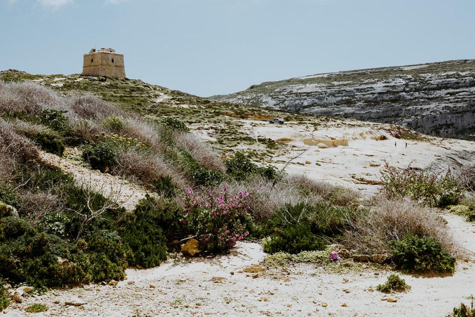 Gozo, Dwejra Tower