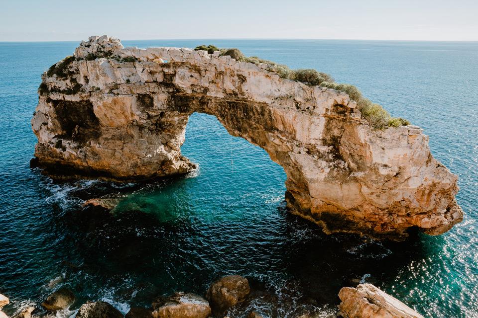 Mallorca, Es Pontas