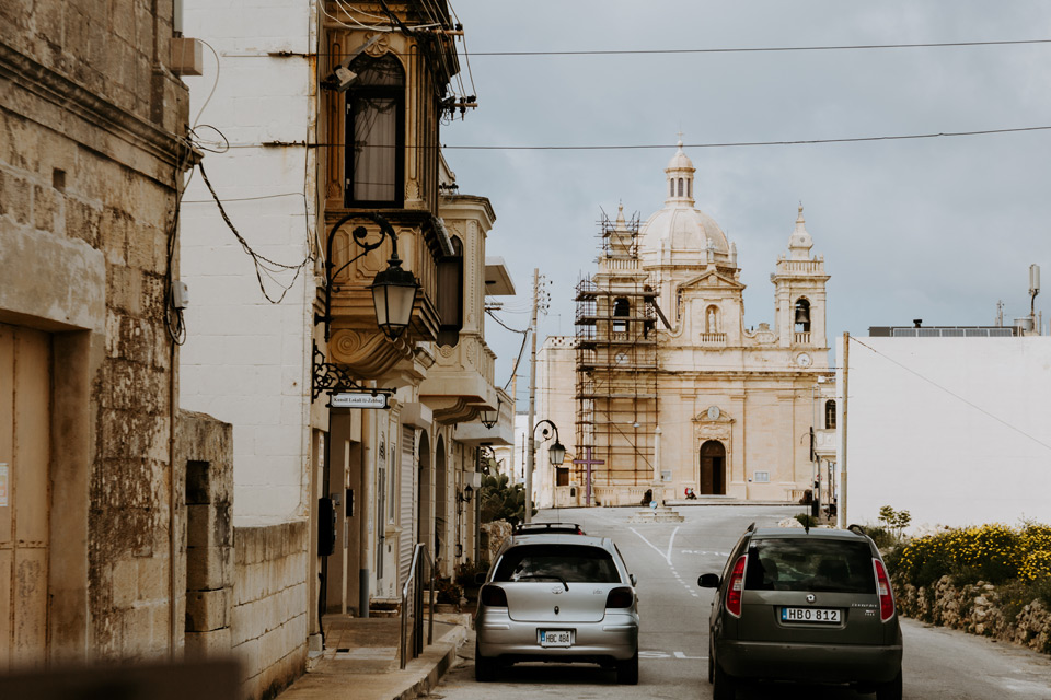 Gozo, Taż-Żebbuġ church