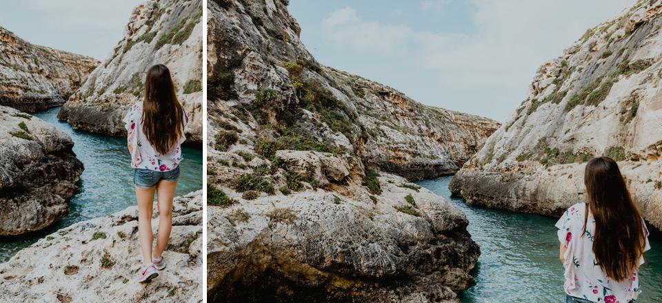 Gozo, Wied il-Għasri,