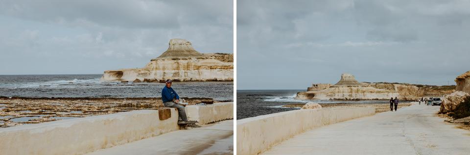 Gozo, Salt Pans