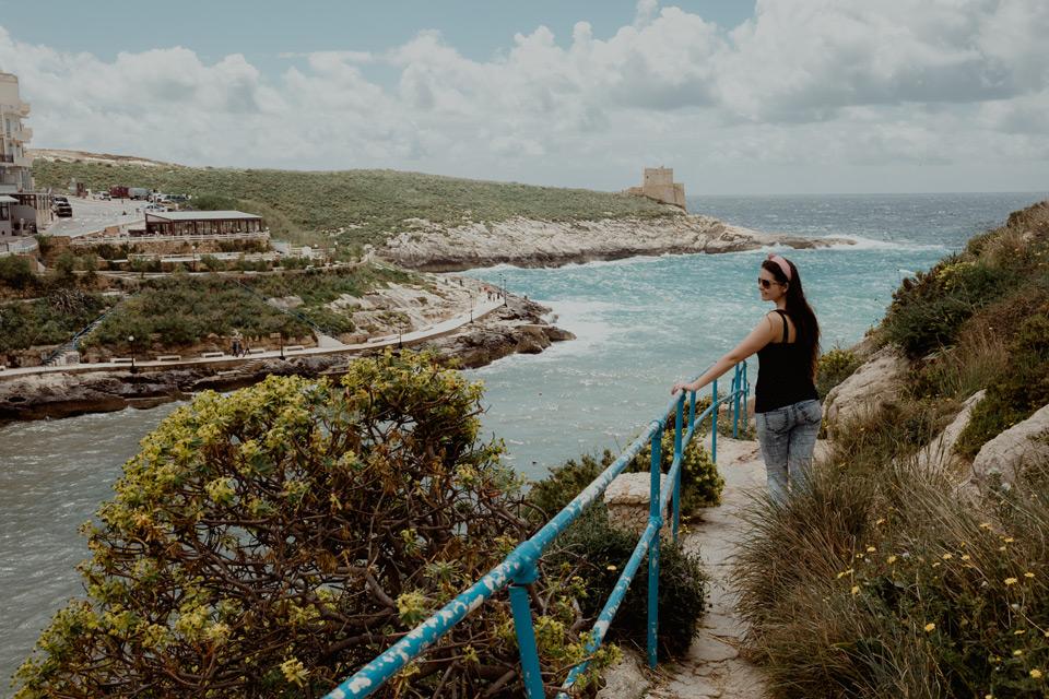 Gozo, Xlendi bay