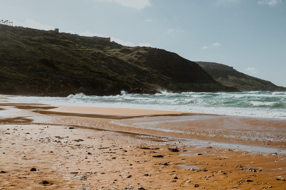 Gozo, Ramla Bay