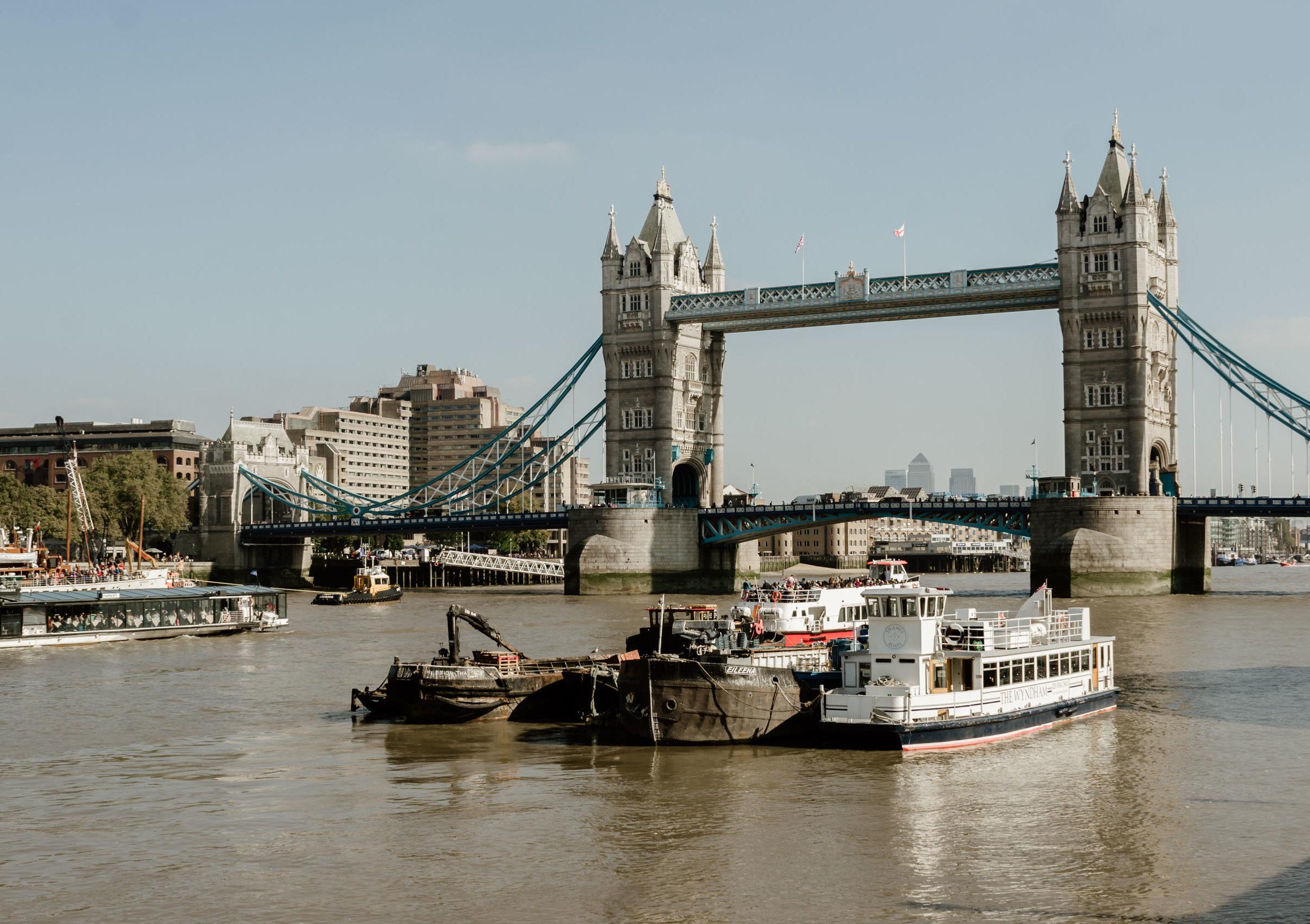 London, cool places