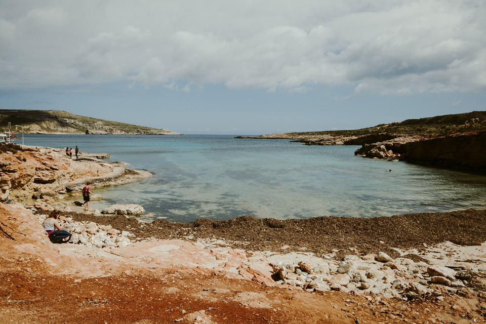 Comino, the most interesting places