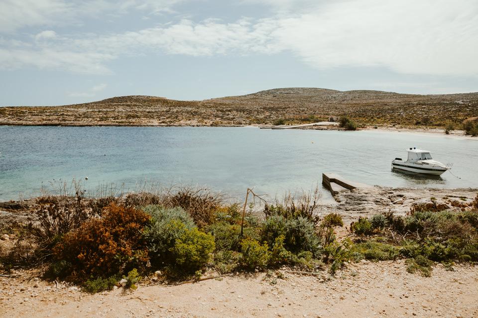 Comino, Santa Maria Bay