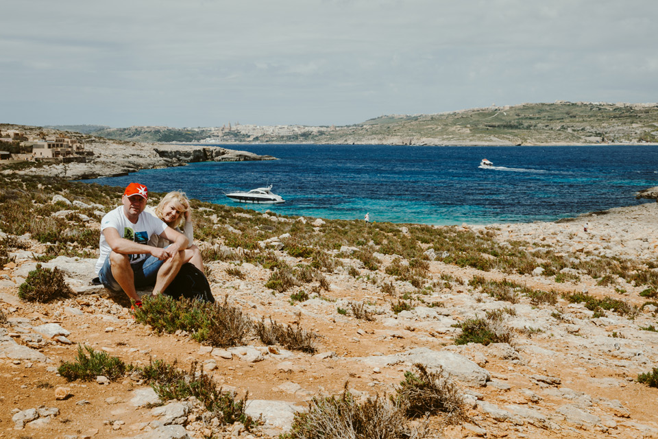 Comino, Julia and Santa Maria Caves