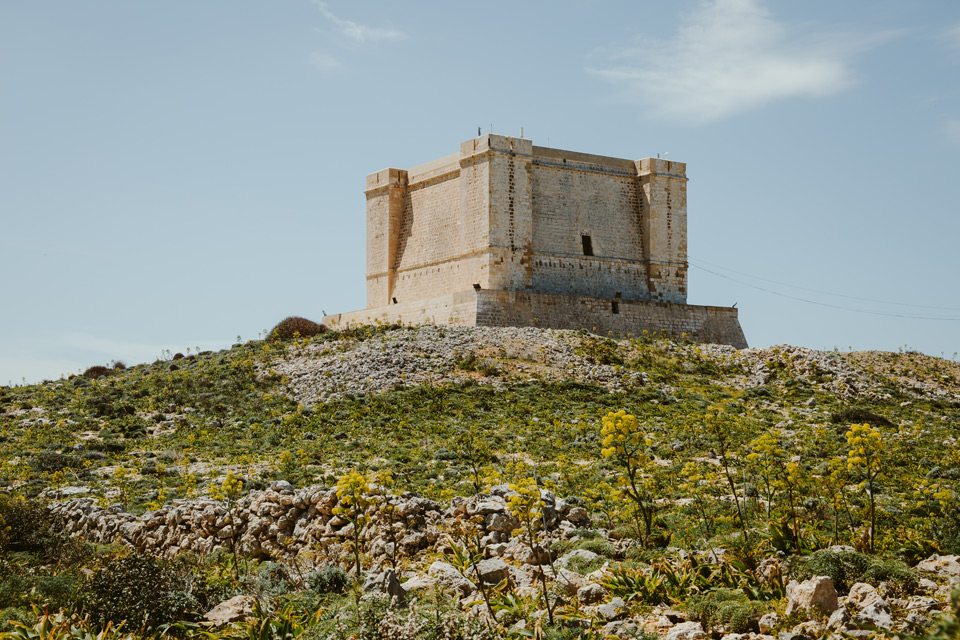 Comino, Saint Mary's Tower