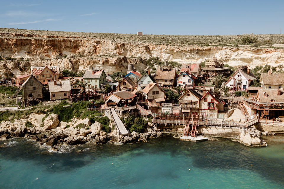 Malta, Popeye Village