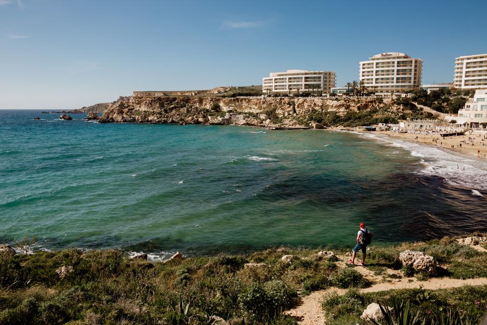 Malta, Golden Bay