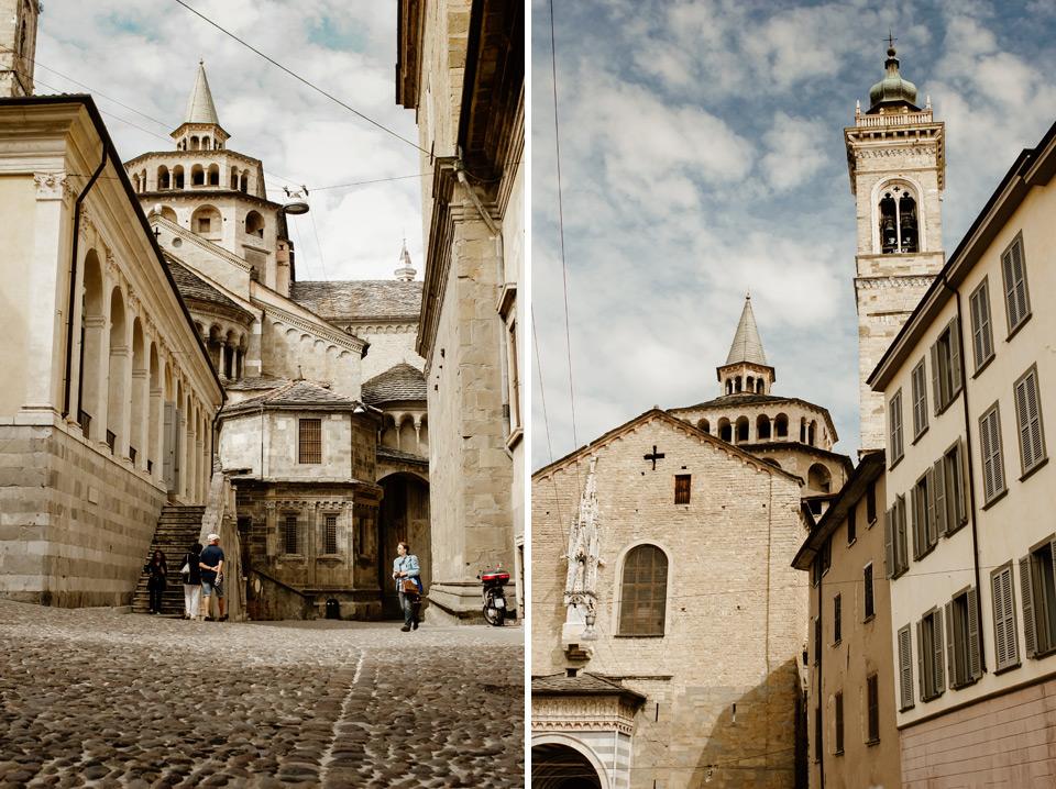 Bergamo, bazylika Santa Maria Maggiore
