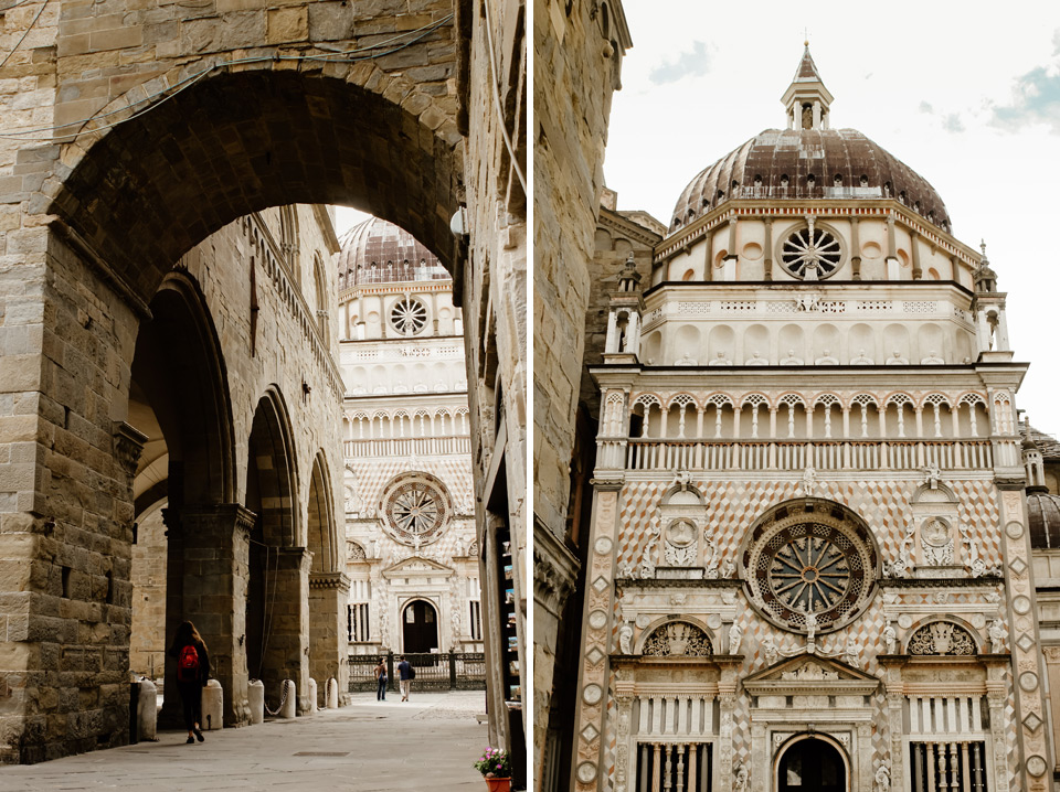 The most beautiful places in Bergamo