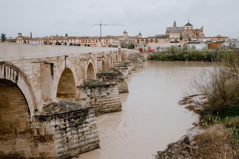 Cordoba- Roman Bridge