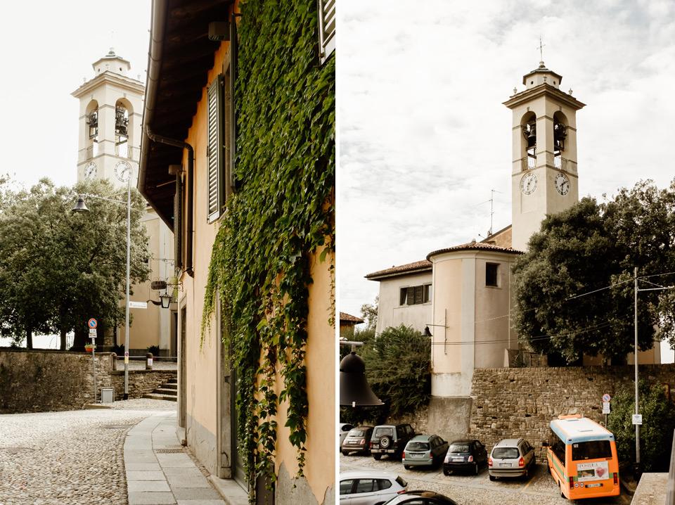 Bergamo, San Vigilio