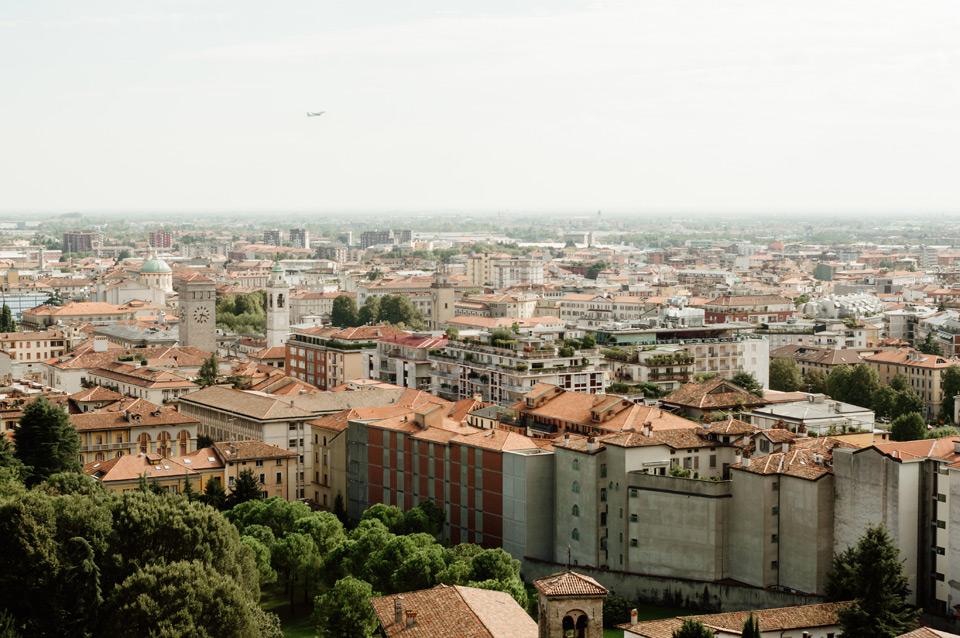Bergamo, Citta Bassa