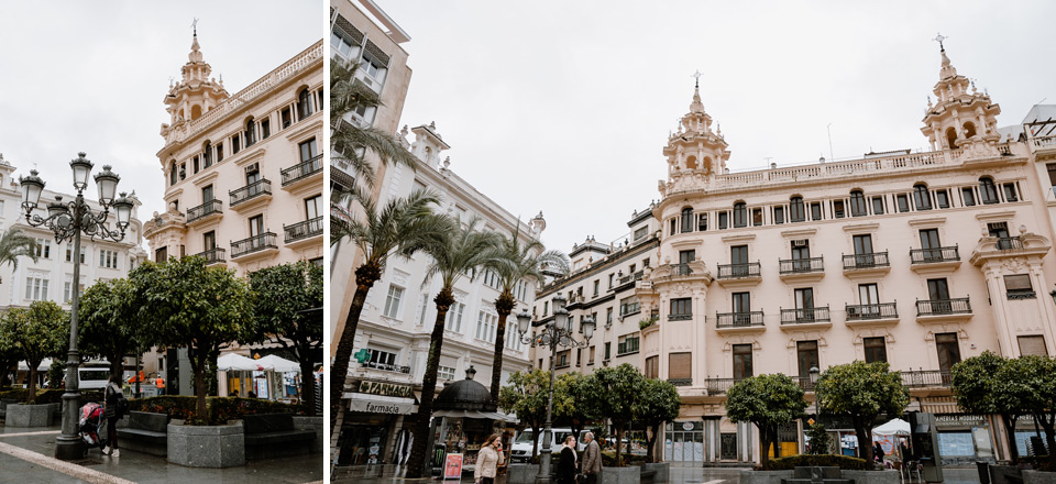 Cordoba, Plaza de las Tendillas