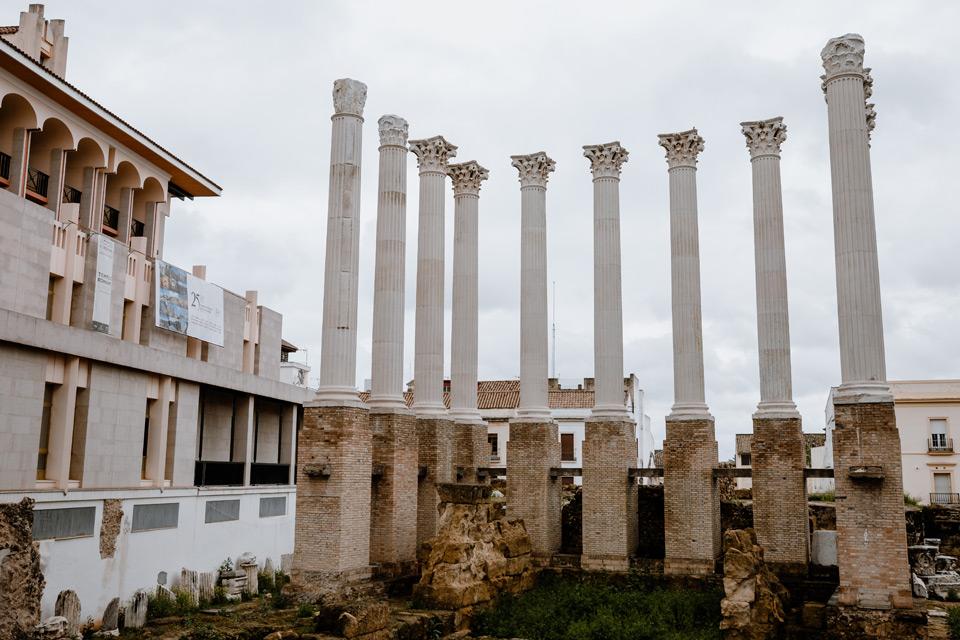 Cordoba, Templo Romano
