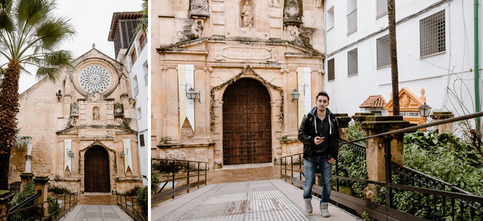 Cordoba, catholic church de San Pablo