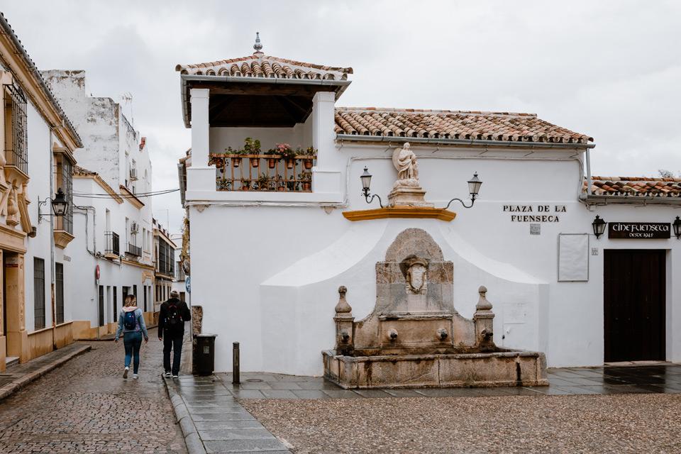 Cordoba, Jewish quarter - Juderia