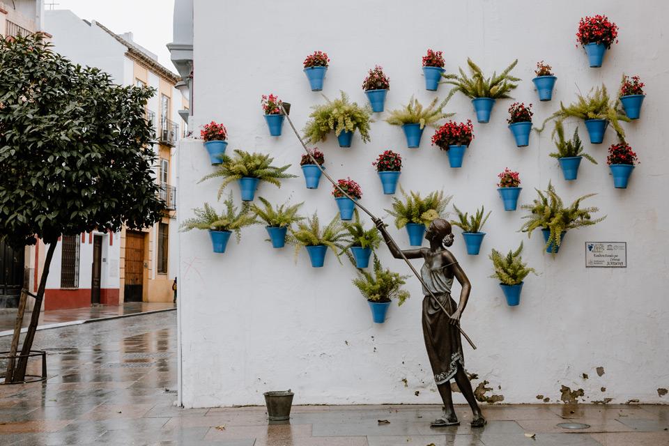 Cordoba, Plaza Puerta del Rincon