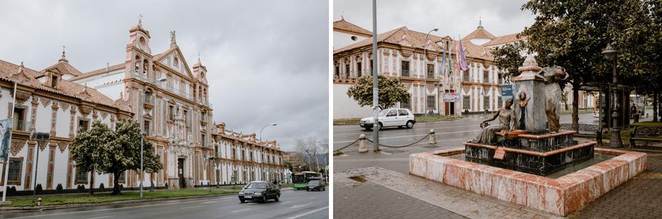 Cordoba, Palace of la Merced