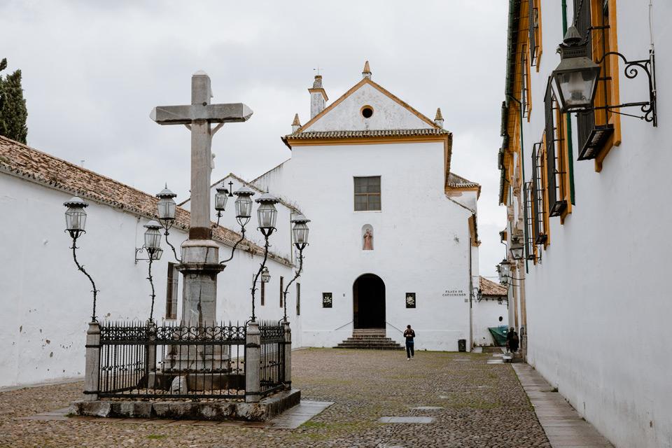 Cordoba, Plaza de Capuchinos