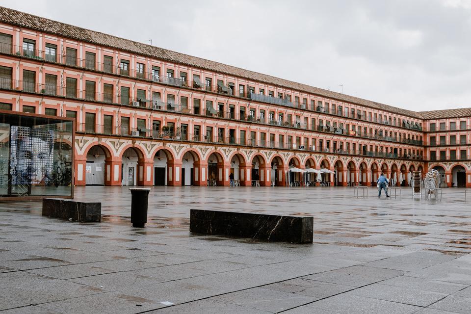 Cordoba, Plaza de la Corredera