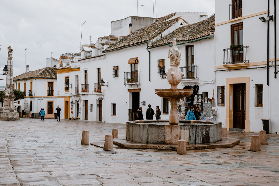 Cordoba, monuments