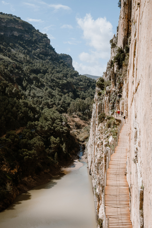 Andaluzja- Caminito del rey