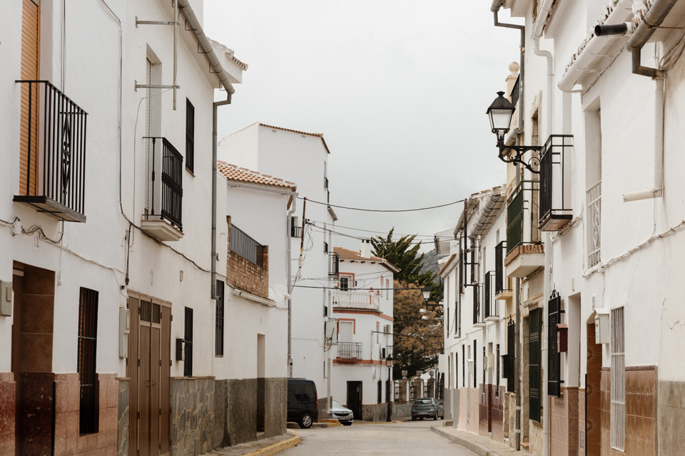 Andaluzja, El Burgo