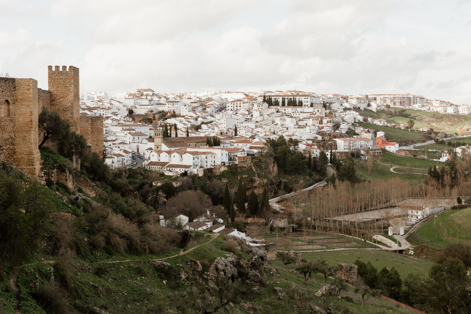 Ronda, church del Espiritu Santo