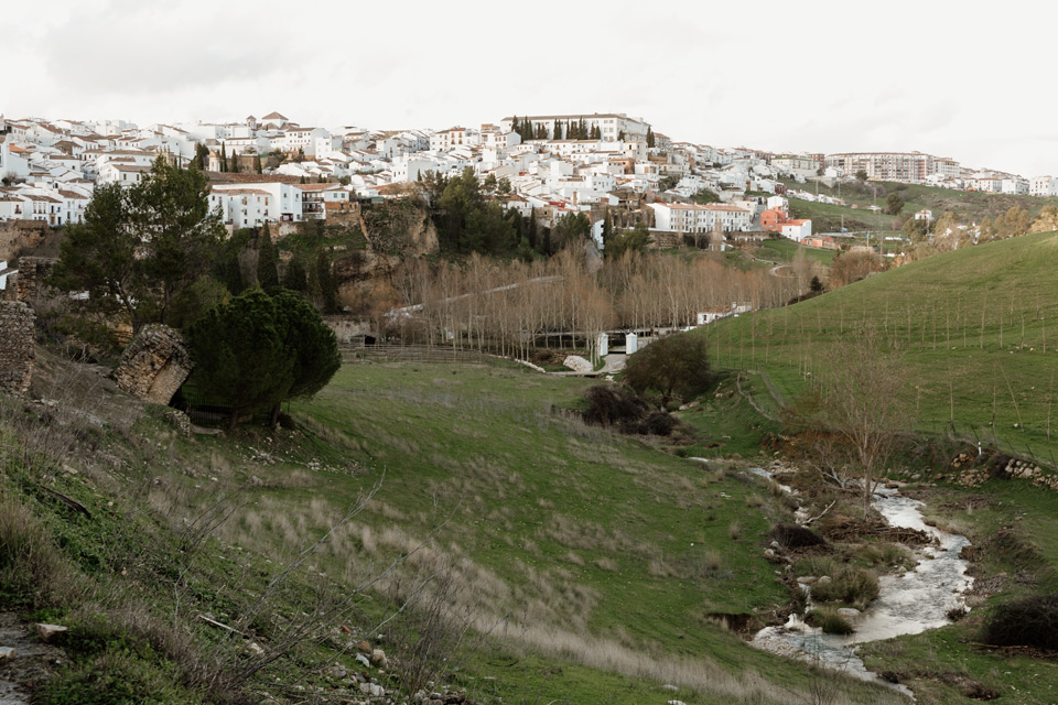 Ronda, views of the Old Town