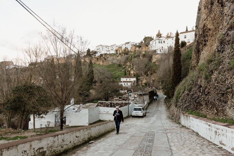 Ronda, Stare Miasto