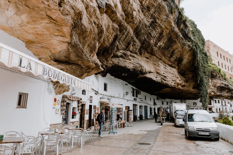 Pueblos Blancos- Setenil de las Bodegas