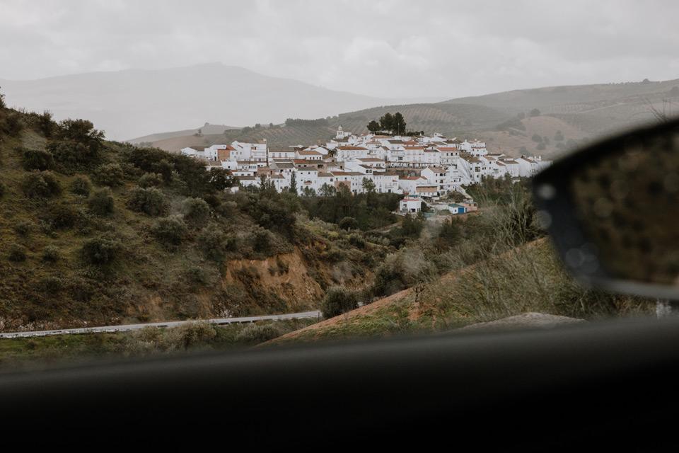 Pueblos Blancos- Torre Alháquime